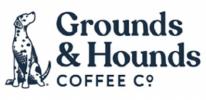 Ground & Hounds Coffee Logo
