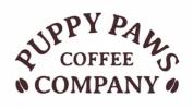 Puppy Paws Coffee Company Logo